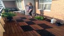 Work sample of KANDY Outdoor Flooring