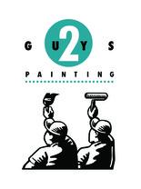 2 Guys Painting Logo