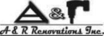 A&R Renovations inc, logo