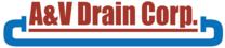 A&V DRAIN corp. logo
