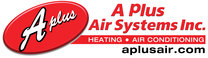 A Plus Air Systems Inc. logo