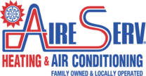 Aire Serv of Caledon-King Logo