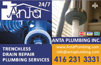 AnTa Plumbing Inc logo