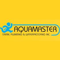 Aquamaster Drain, Plumbing & Waterproofing logo