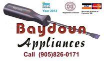 Baydoun Appliances logo