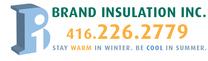 Brand Insulation Inc. logo