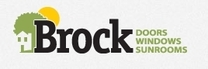 Brock Doors and Windows Logo
