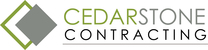Cedarstone Contracting logo