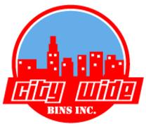 City Wide Bins Inc Logo