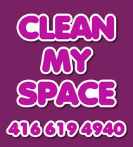 Clean My Space Logo