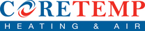 CoreTemp Heating and Air logo