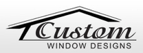 Custom window designs logo