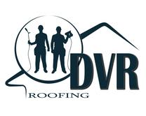DVR Roofing logo