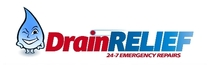 Drain Relief Logo