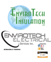 Envirotech Insulation & Electrical Services Logo