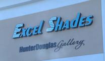 Excel Shades logo