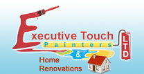 Executive Touch Painters & Home Renovations logo
