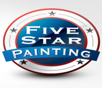 Five Star Painting (York Region) logo