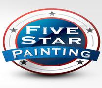 Five Star Painting (York Region) logo