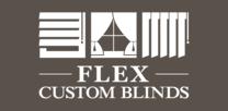 Flex Custom Blinds logo