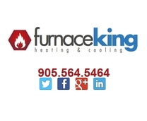 Furnace King Heating & Cooling logo