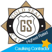 Gold Seal Caulking Logo