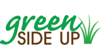 Green Side Up Property Maintenance, Landscape Design & Build logo