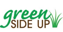 Green Side Up Property Maintenance, Landscape Design & Build logo