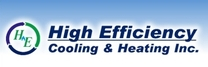 High Efficiency Cooling & Heating Inc logo