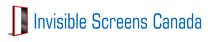 Invisible Screens Canada logo