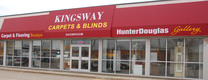 Kingsway Carpets & Blinds logo