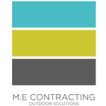 M.E. Contracting logo