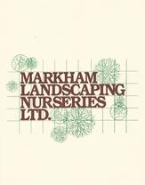 Markham Landscaping Nurseries Ltd logo