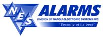 NES Alarms Logo