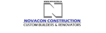 NOVACON GENERAL CONTRACTORS logo