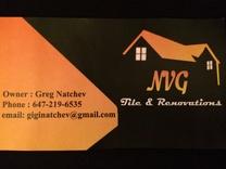NVG Renovation logo