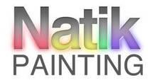 Natik Painting logo