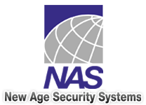New Age Security Alarms and Video Surveillance Logo