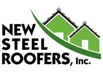 New Steel Roofers logo
