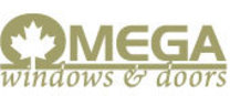 Omega Windows & Doors logo