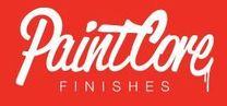 Paint Core Finishes Logo