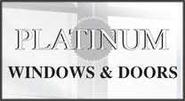 Platinum Windows & Doors logo