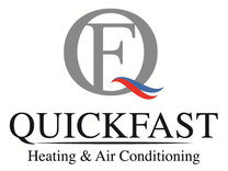 QUICKFAST Heating & Air Conditioning logo
