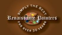 Renaissance Painters Logo
