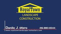Royal Town Landscape Developments logo
