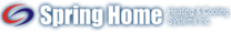 Spring Home Heating & Cooling Systems Inc logo