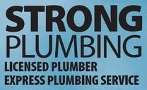 Strong Plumbing Co logo