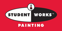 Student Works Painting logo