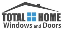 TOTAL HOME WINDOWS AND DOORS logo