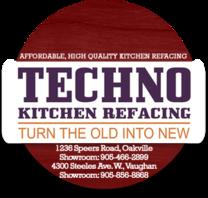 Techno Kitchen Refacing logo